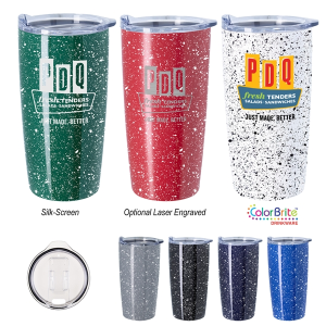20 Oz. Speckled Himalayan Tumbler