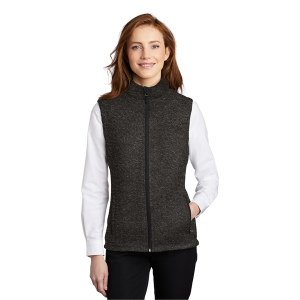 Port Authority® Ladies Sweater Fleece Vest