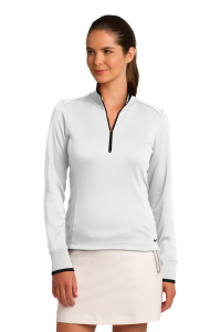 Nike Golf Ladies Dri-FIT 1/2-Zip Cover-Up