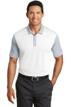 Nike Golf Dri-FIT Colorblock Icon Modern Fit Polo